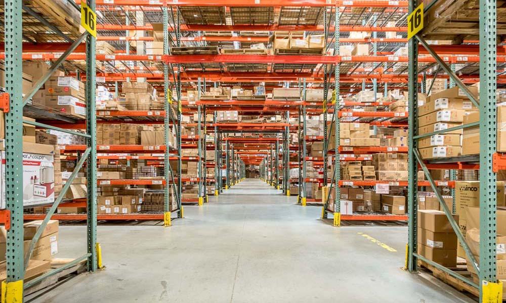 Singer Equipment Co. Warehouse